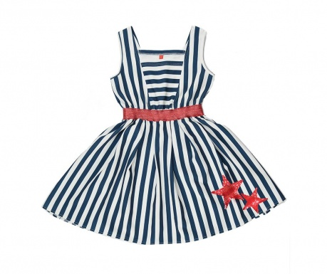 Detské šaty Seastar