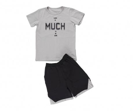 Sada tričko a nohavice pre deti Embossed