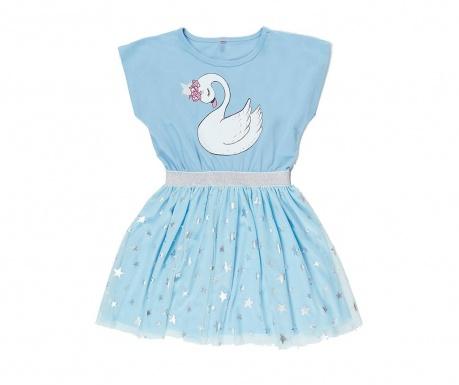 Detské šaty Swan