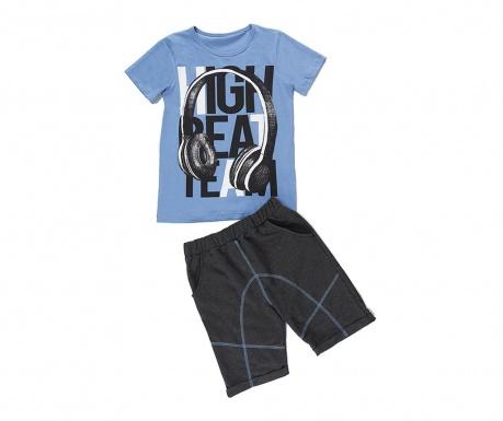 Sada tričko a nohavice pre deti High Team