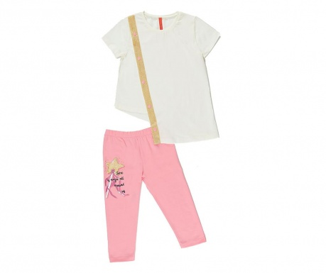 Magic Wand Gyerek póló  és leggings