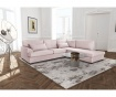 Coltar dreapta Ferrandine Powder Pink
