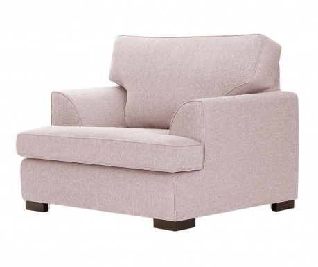 Fotelja Ferrandine Powder Pink