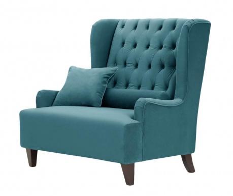 Fotelja Flanelle Big Turquoise