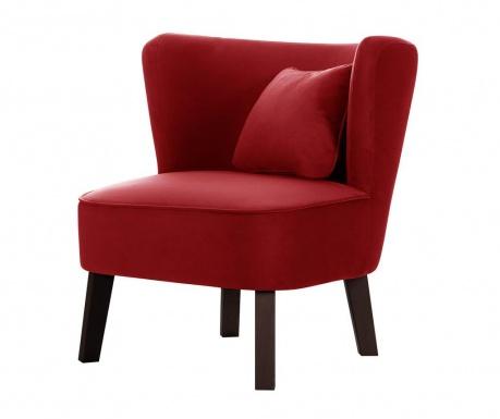 Fotelja Organza Red