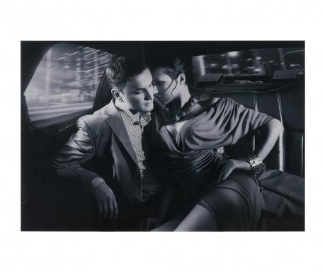 Couple Festmény 80x120 cm