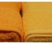 Set 4 kupaonska ručnika Shades Yellow 50x90 cm