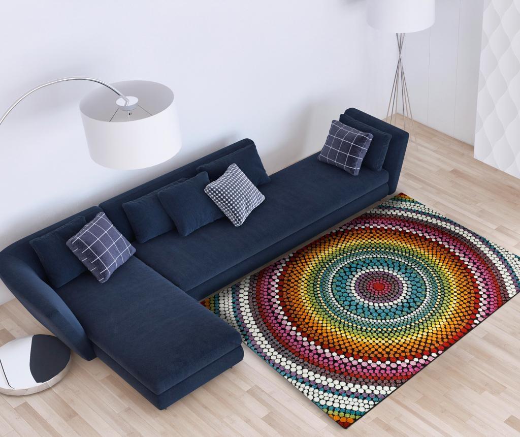 Covor Happy Mandala 80x150 cm