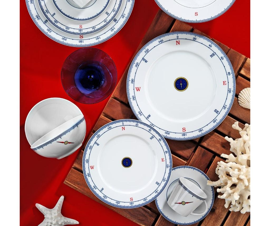 Set de masa 24 piese Dinner Claudette