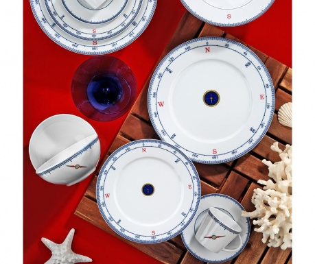 24-dijelni servis za jelo Dinner Claudette