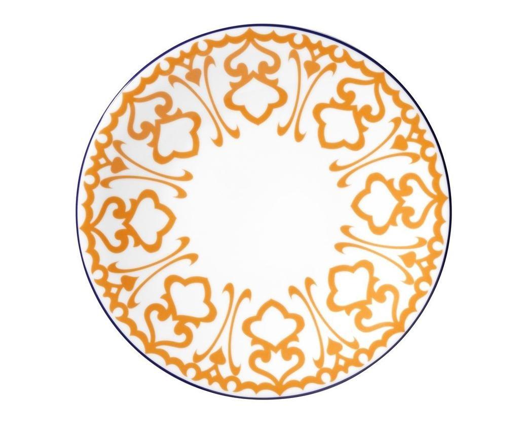 Set de masa 24 piese Dinner Bianca