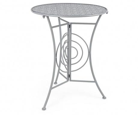 Exteriérový skladací stôl Marlene Grey