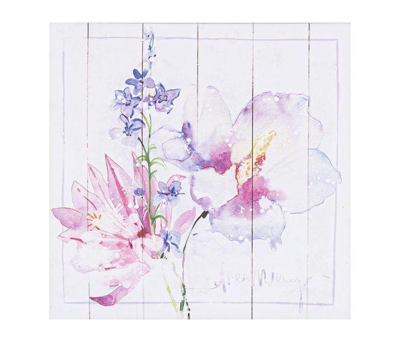 Slika Blumen Flowers 40x40 cm