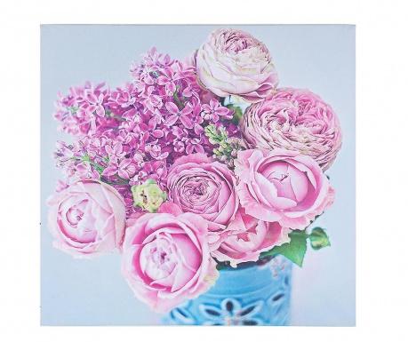Obraz Rosa Mood 40x40 cm