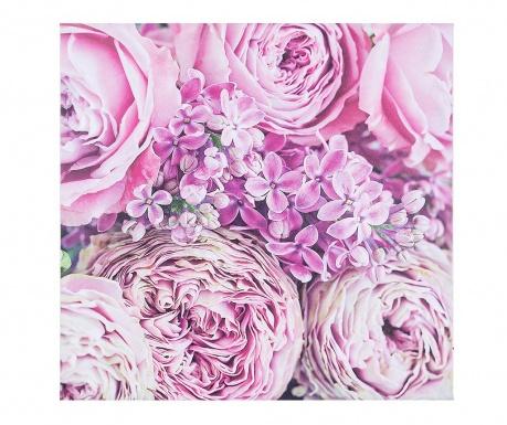 Obraz Rosa Blossom 40x40 cm