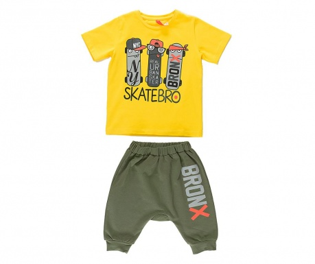 Sada tričko a nohavice pre deti Bronx Baggy