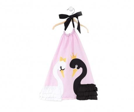 Dětské šaty Swan Pink