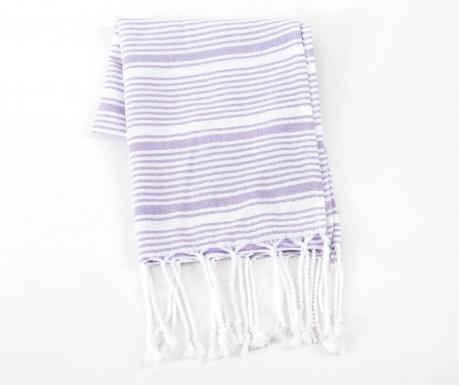Kopalniška brisača Tilsim Lila 45x90 cm