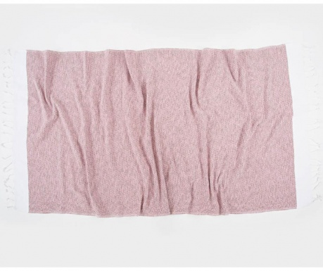 Uterák Pestemal Selis Pink 90x170 cm