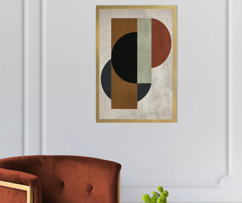 Tablou Block Samba 40x60 cm
