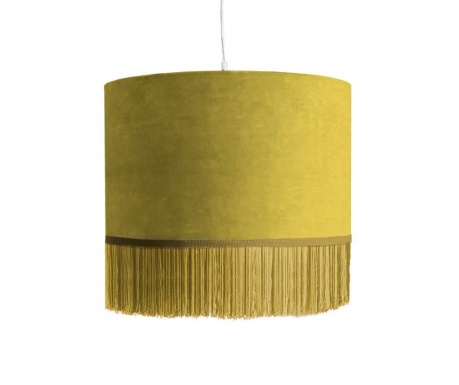 Závěsná lampa Terciopelo Armarillo