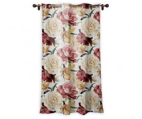 Závěs Big Roses 140x260 cm