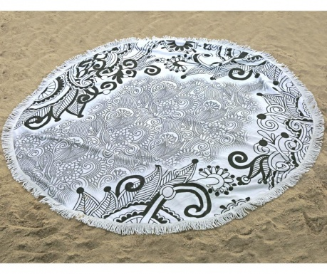 Brisača za plažo Melody 150 cm
