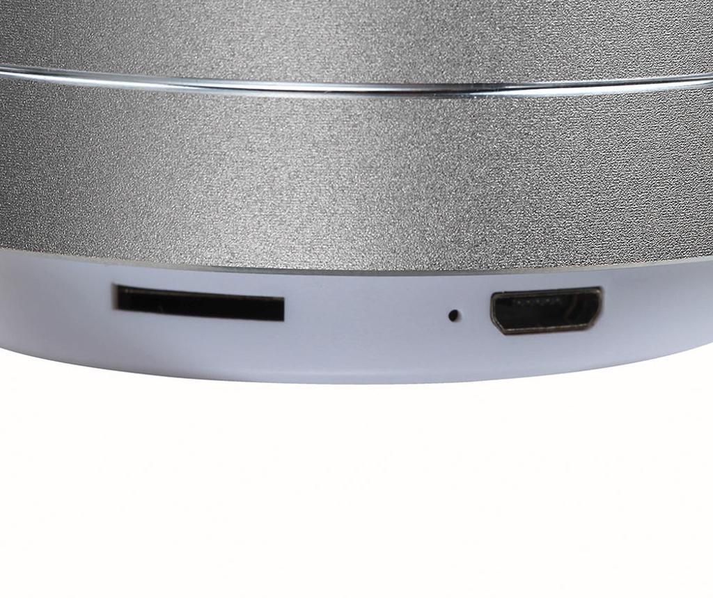 Livoo Grey Hordozható hangszóró Bluetooth-tal