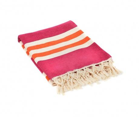 Одеяло Stripes Burgundy