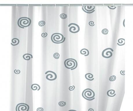 Zavesa za prho Snail 180x200 cm