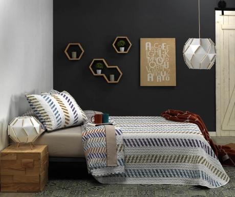 Zestaw na łóżko Double Dana Beige