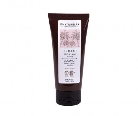 Krém na ruce Phytorelax Coconut 75 ml