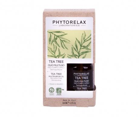 Hydratační olej pro tělo a vlasy Phytorelax Tea Tree 30 ml