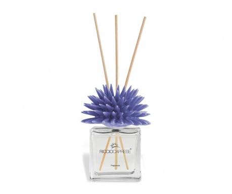 Pokojový parfémový difuzér a tyčinky Riccio Lila Terra di Capri 100 ml