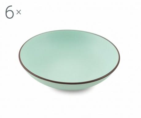 Set 6 zdjela Kora Aquamarine
