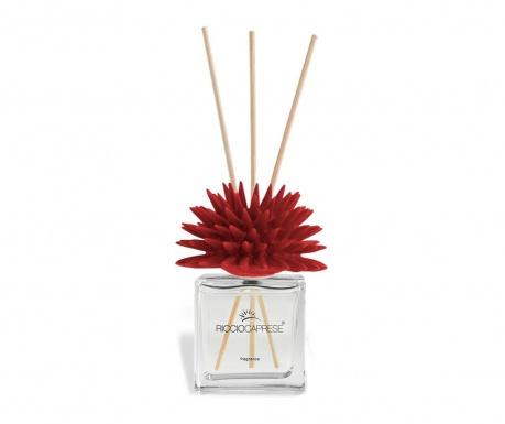 Pokojový parfémový difuzér a tyčinky Riccio Red Femminello 200 ml