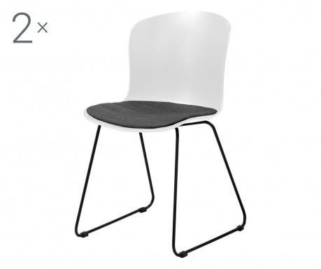 Sada 2 židlí Story Side