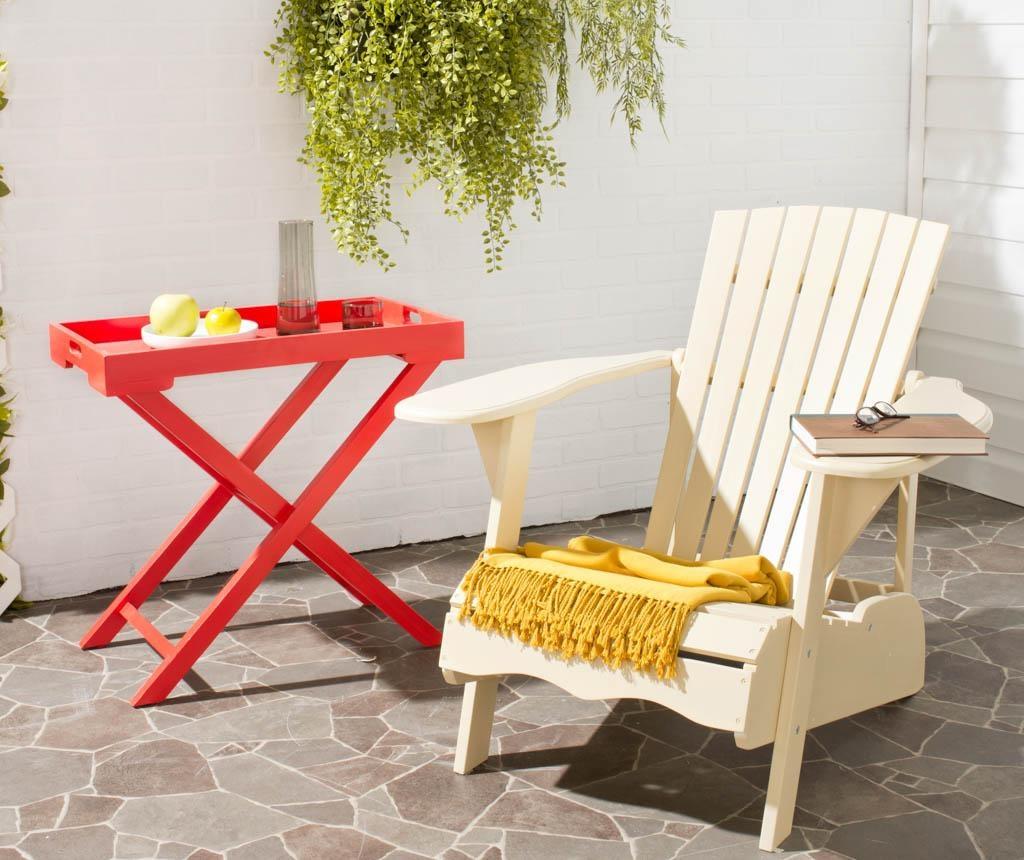 Vrtni fotelj Maria Pink