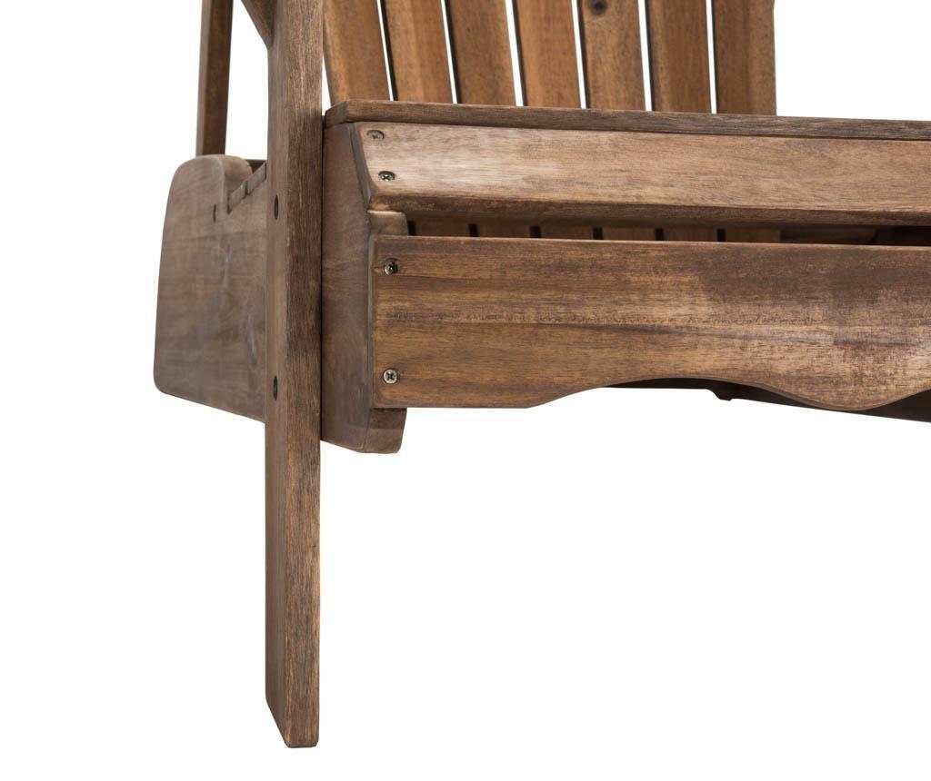 Fotelja za vanjski prostor Maria Brown