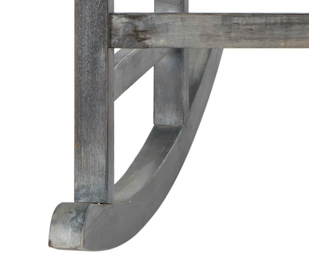 Scaun balansoar pentru exterior Joakim Grey