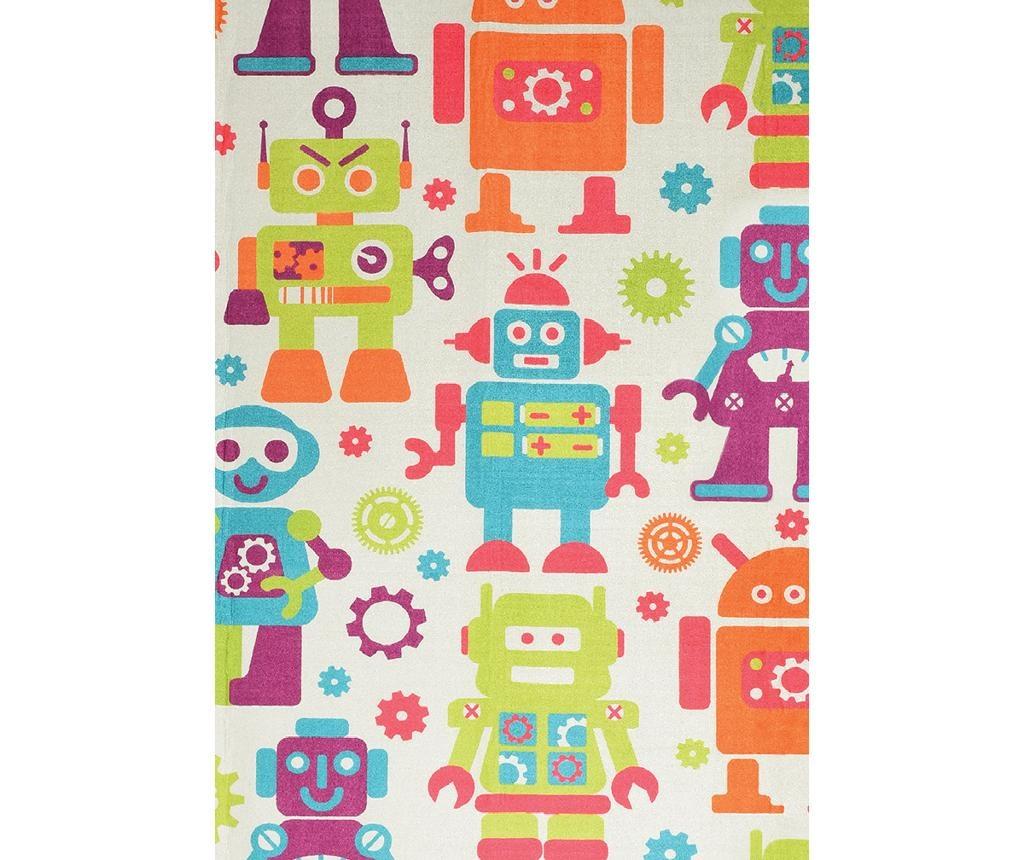 Robots Szőnyeg 100x160 cm