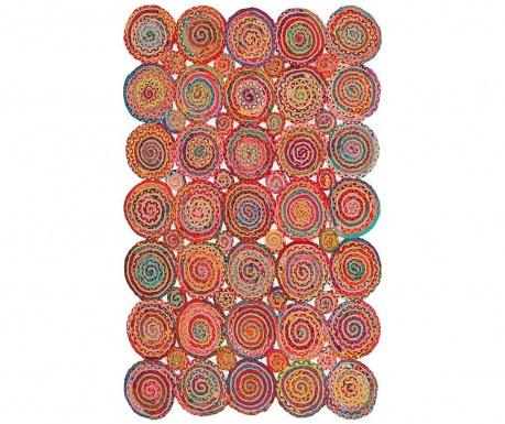Tepih Spiral Cluster Multi 90x150 cm