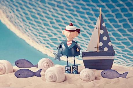 Relaxace u moře