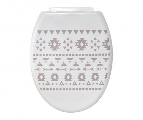 Capac de toaleta Aztec