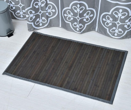 Předložka do koupelny Bamboo 45x75 cm