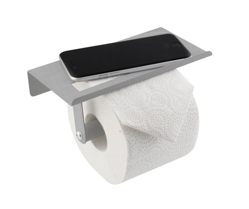 Držač za toaletni papir Space Silver