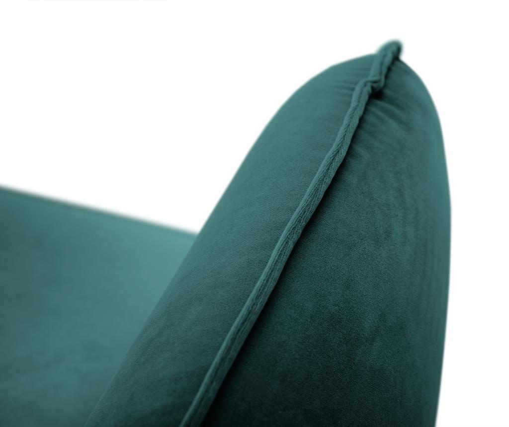Vienna Petrol Háromszemélyes kanapé