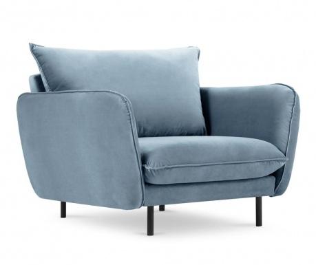 Fotelj Vienna Light Blue