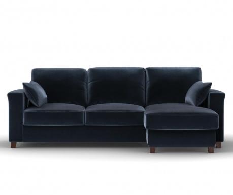Coltar extensibil dreapta Relax Dark Blue