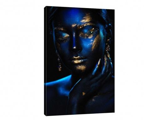 Tablou Royal Blue 40x60 cm